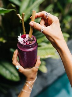 Balinese Dragon Smoothie — Elsa's Wholesome Life