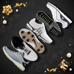 HUGE price drops on footwear from Perfect gift for the sneaker head in your life. Gifts For Golfers, Golf Gifts, Golf Sales, Air Max Sneakers, Sneakers Nike, Dubai Golf, Used Golf Clubs, Golf Shop