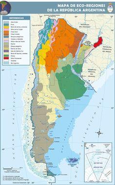 Aves de Argentina: Ecorregiones