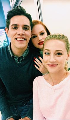 Betty & Jughead, A compilation of all the Riverdale Cast candids in...