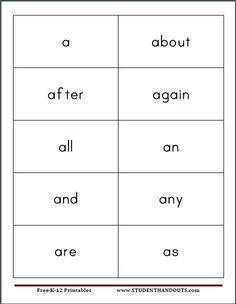 Mom Favorites Collection: Kindergarten Sight Word Activities