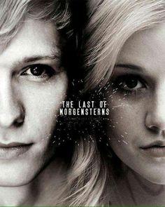 Sebastian & Clary #morganstern #tmi #shadowhunters