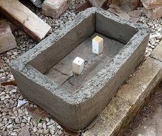 Make your own hypertufa stone troughThe Allotment Garden – Organic Gardening Magazine