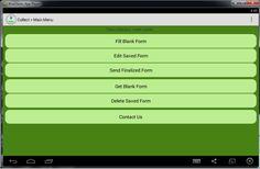 Mobile App zur  Durchführung von Studien zur Gesundheit von Nutzpflanzen