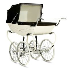 landau vintage prams pinterest impressionnant bonheur et poussettes de b b. Black Bedroom Furniture Sets. Home Design Ideas
