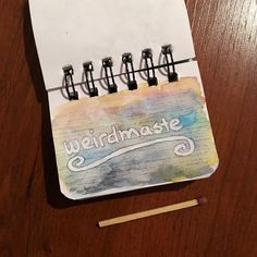 Embrace Your Art Challenge by Ria Sharon (on skillshare). Art Challenge, Miniatures, Drawings, Mockup, Drawing, Paintings, Minis, Paint, Draw