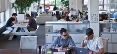 IDEO NYC Office - the kind of place I would like to work.