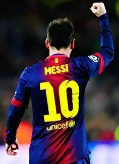 THE MAN  Lionel Messi 2013