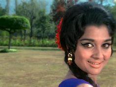 """Jab Dekh Liya To Chhupenge Kahan"", an old romantic hindi song, sung by ""Mohd.Rafi"" & picturised on Sunil Dutt & Asha Parekh from 1969 released movie ""Chiraag"" - Complete Lyrics Old Bollywood Songs, Bollywood Stars, Bollywood Actress, Sunil Dutt, Asha Parekh, Retro Vintage, Lyrics, Dreadlocks, Romantic"