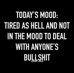 Everyday mood