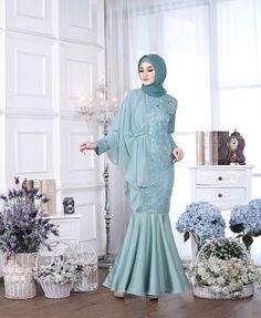 id – Hot Models Kebaya Hijab, Kebaya Dress, Kebaya Muslim, Dress Brokat, Kebaya Brokat, Kebaya Modern Dress, Dress Outfits, Fashion Dresses, Hijab Dress Party