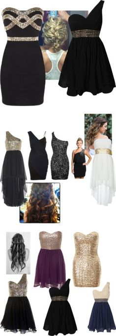 """Winterball dresses"" by acrawley on Polyvore"