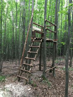 high chair deer stand office factory 11 free diy plans richard hunting tip 4405795552 prepping food bushcraft camping survival stands tips
