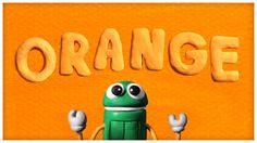 """Everybody Loves Oranges,"" Songs About Colors by StoryBots Kindergarten Colors, Preschool Colors, Teaching Colors, Preschool Songs, Preschool Learning Activities, Color Activities, Kids Songs, Math Songs, Kindergarten Classroom"