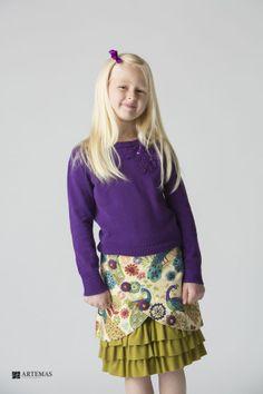 Violet Field Threads Vivienne Skirt