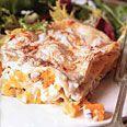 Butternut Squash and Hazelnut Lasagna