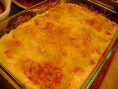 Alton Brown baked macaroni and cheese