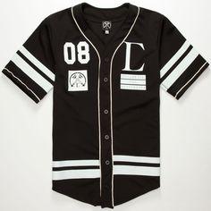 CIVIL Regime Mens Baseball Jersey 251754100 | Jerseys