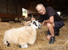 """Dr. Peter Singer, professor of Bioethics at Princeton, lecturer, author of """"Animal Liberation,"""" intellectual, and considered to be """"the godfather of the animal rights movement."""""""