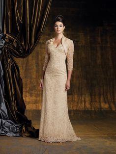 vestido mama de la novia