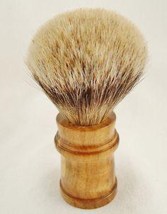 Badger Brush Shaving  Badger knot by LovgrenandDaughter on Etsy