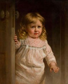 Thomas Wood Little Girl | Art I like | Pinterest