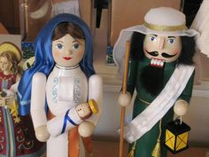mary and joseph nutcracker - Google Search