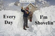 meanwhile in canada photos - Bing Images Funny Songs, Funny Memes, Hilarious, Jokes, Snow Meme, Meanwhile In Canada, Weather Memes, Canadian Winter, Friday Humor