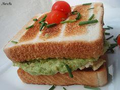 Con sabor a canela: Bocadillos y Sandwiches
