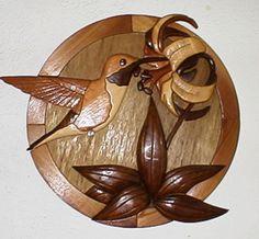 wood+intarsia+patterns | Vol. 12, No. 6 June 2010 Holiday Island, AR 72631 Meet Don …