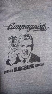 ...bling bling bitch!