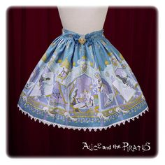 Alice and the Pirates Sheherazade ~ One Thousand and One Nights ~skirt