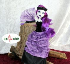 Ballkleid Monster Puppen Monster High