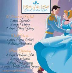 Cinderella blends