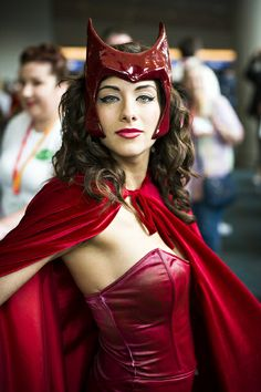 Scarlet Witch | SDCC 2012