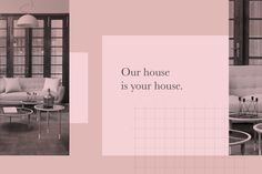 Think — House of Furniture BrandingGraphic design duo...