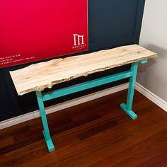 Box Elder Sofa/Hallway Table