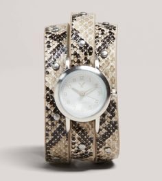 Find deals for American Eagle Outfitters and hundreds of other merchants at www.merchex.com   AEO Studded Wrap Watch