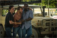 Foto Billy Burke, James Wolk, Nonso Anozie