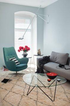 Für die Berliner Dependance einer Frankfurter Designagentur vereinte das Büro von VINTAGENCY exklusive Vintage-Stücke und neuen Designmöbel in einer Oase des kreativen Schaffens.