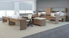 Look ahead Open Plan Office  #openplanoffice Cubicles.com