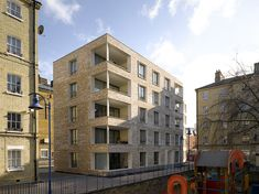 Get a glimpse of the 2015 RIBA regional London Awards winners | News | Archinect