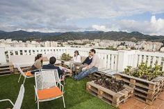 Una terraza espectacular para todo tipo de eventos