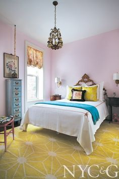 In The Pink | featuring the Simple Scallop Wall Sconces by Barbara Barry | http://www.circalighting.com/search_results.aspx?q=bbl2017