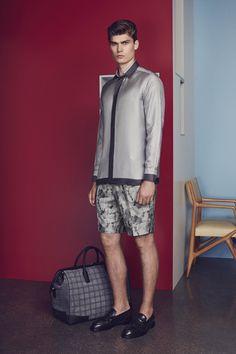 Look Printemps-Été2015 – 8 - Boutique en ligne officielle Brioni : prêt-à-porter couture, services sur mesure et vêtements de sport pour hommes.