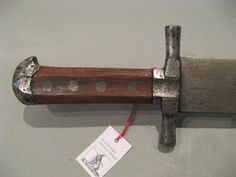 Jagdschwert, deutsch um 1500 - Objekt Nr. 896