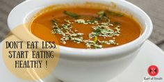 Eating less can never bring down the calories. Start your meal with the appetizing twist of a delicious Tomato Cumin Soup and satiate your hunger in a healthy way.  Book Now:-+ 65 6681 6694/+65 6339 3394 Address:- # 01 -16 , Quayside Isle,31 Ocean Way, Sentosa Cove Singapore 098375  #EarlOfHindh #Singapore #IndianRestaurant