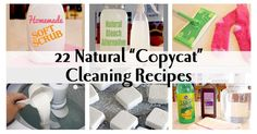 Throw away your toxic Febreze, Oxy-clean, antibacterial dish soap, goo gone, bleach and replace them with these homemade cleaning products. Homemade Cleaning Products, Cleaning Recipes, Natural Cleaning Products, Cleaning Hacks, Natural Toilet Cleaner, Natural Cleaners, Essential Oil Scents, Tea Tree Essential Oil, Diy Cleaners
