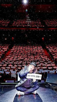 Chanyeol Wallpaper | Chanyeol's Birthday Party | EXO