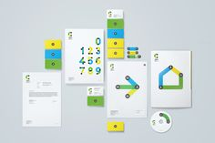 Сaravan — smart telecommunications for smart business by Myznik Egor, via Behance